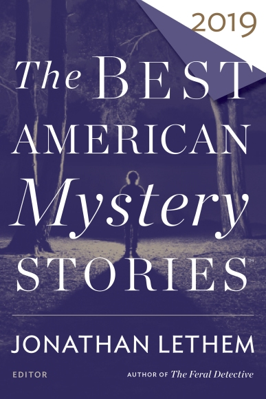 The Best American Mystery Stories 2019 cover